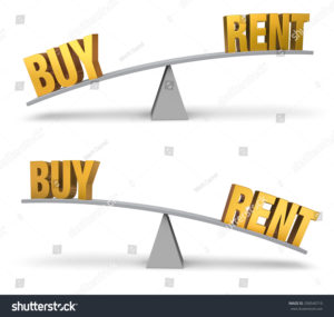 renting or buying tool